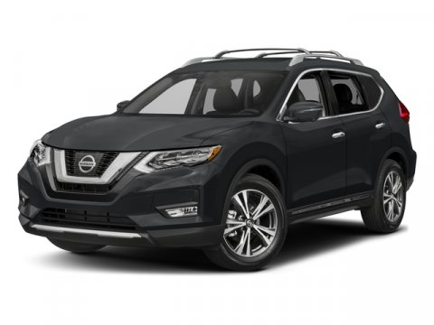 used 2017 Nissan Rogue car