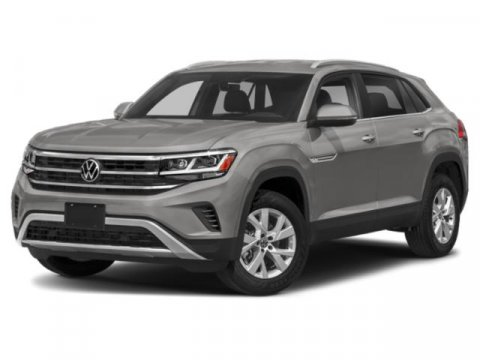 new 2021 Volkswagen Atlas Cross Sport car