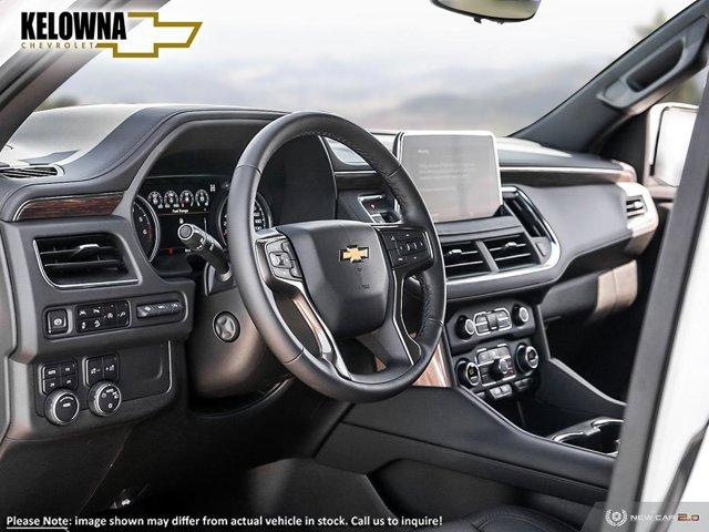 new 2021 Chevrolet Suburban car