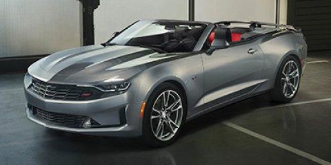 new 2021 Chevrolet Camaro car, priced at $50,878