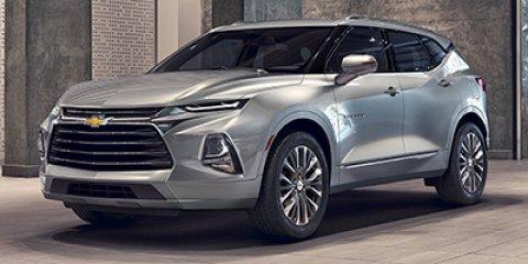 new 2021 Chevrolet Blazer car, priced at $57,683