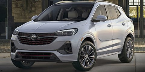 new 2021 Buick Encore GX car, priced at $35,524