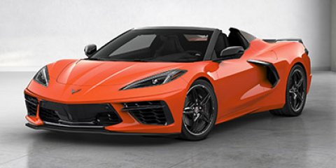 new 2021 Chevrolet Corvette car