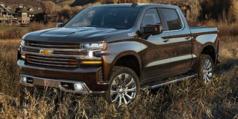 new 2021 Chevrolet Silverado 1500 car, priced at $49,853