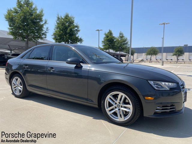 used 2017 Audi A4 car, priced at $23,900