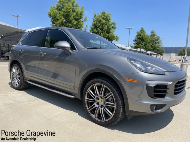 used 2017 Porsche Cayenne car, priced at $49,900
