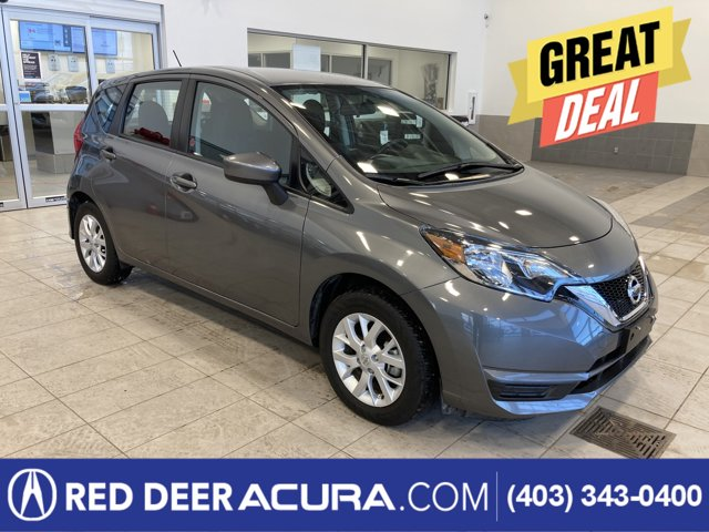 used 2018 Nissan Versa Note car, priced at $14,995