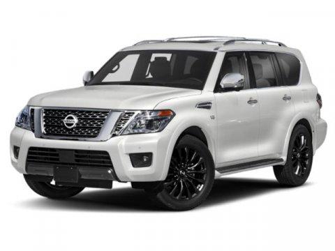 new 2020 Nissan Armada car, priced at $66,415