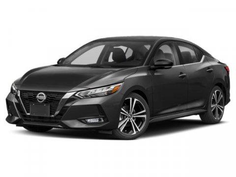 new 2021 Nissan Sentra car, priced at $25,640