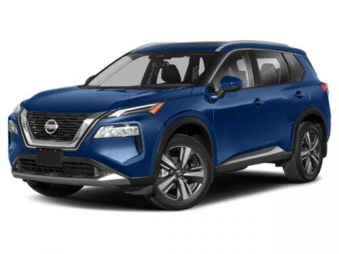 new 2021 Nissan Rogue car, priced at $27,465