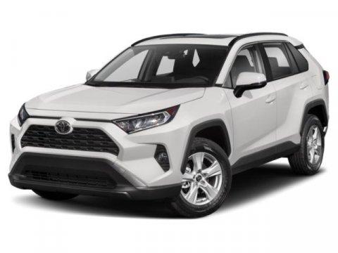new 2021 Toyota RAV4 car, priced at $31,473