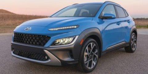 new 2022 Hyundai Kona car