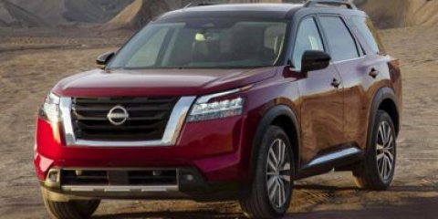new 2022 Nissan Pathfinder car