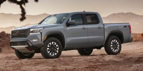 new 2022 Nissan Frontier car