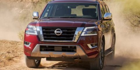 new 2022 Nissan Armada car
