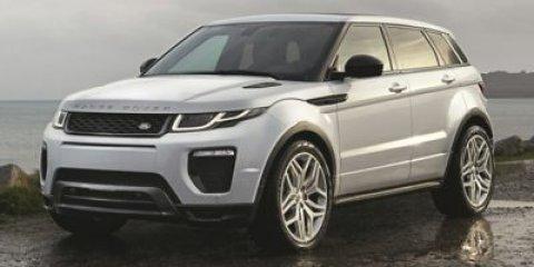 used 2016 Land Rover Range Rover Evoque car