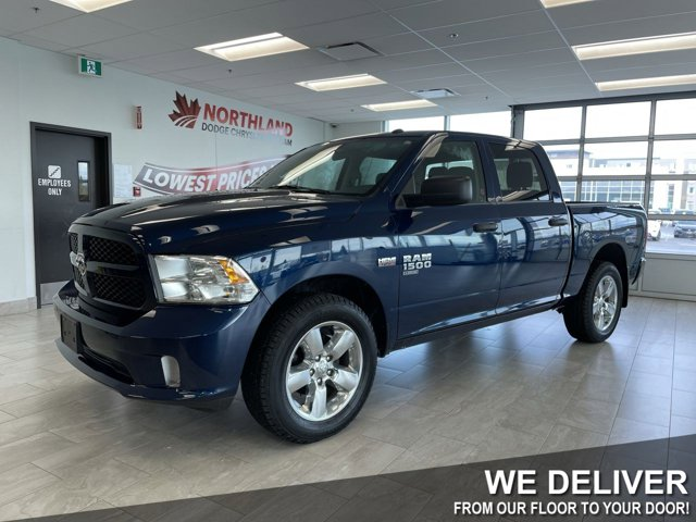 used 2019 Ram 1500 Classic car, priced at $48,380