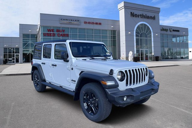 new 2021 Jeep Wrangler car, priced at $59,777