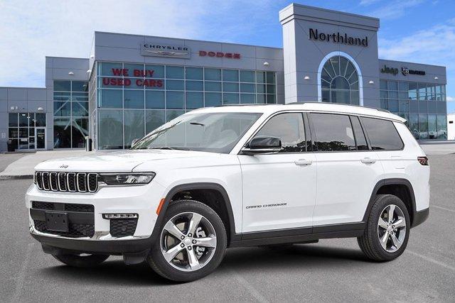 new 2021 Jeep Grand Cherokee L car