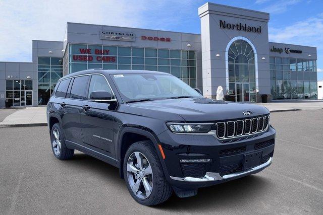 new 2021 Jeep Grand Cherokee L car, priced at $69,729