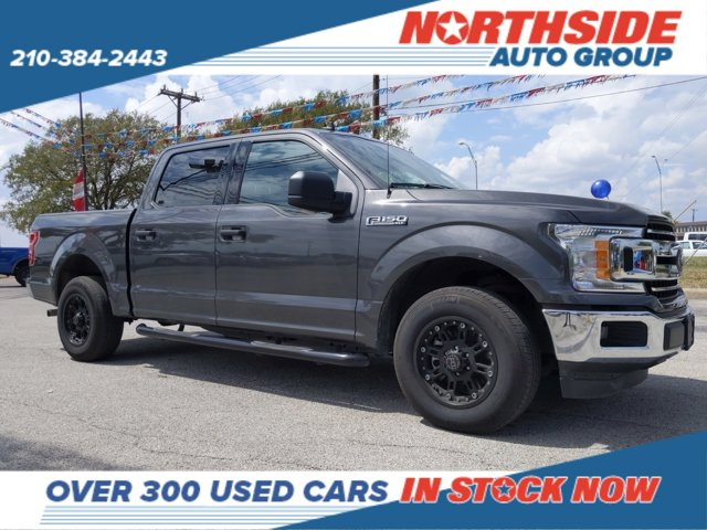 used 2019 Ford F-150 car, priced at $35,598