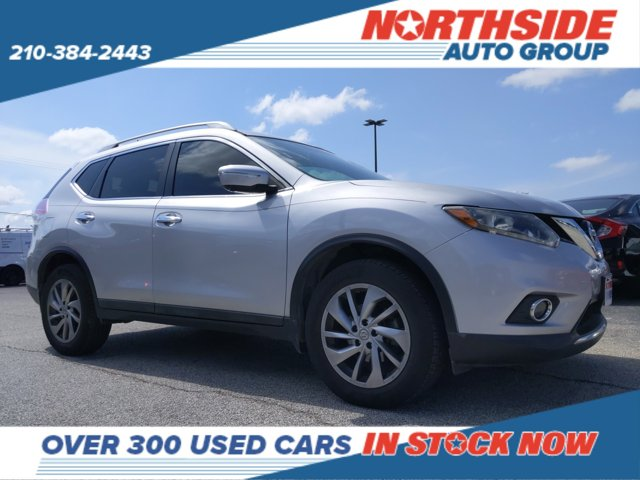 used 2015 Nissan Rogue car, priced at $16,977