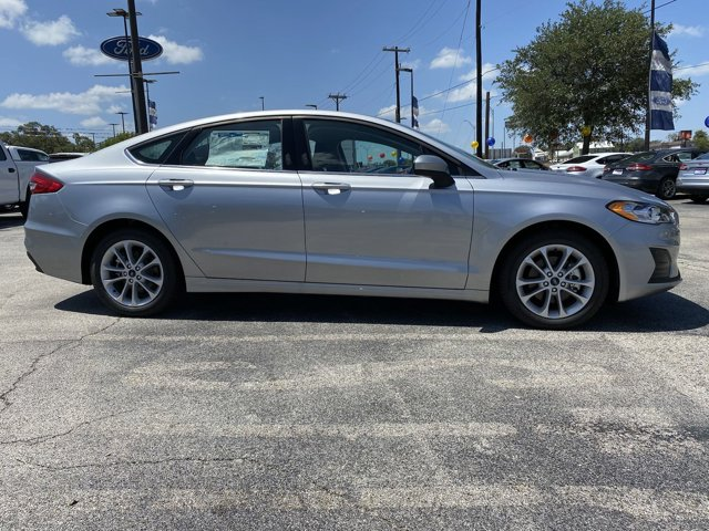 new 2020 Ford Fusion Hybrid car, priced at $28,995