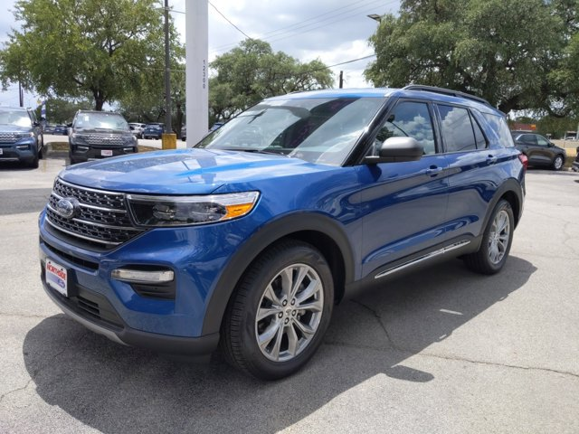new 2020 Ford Explorer car, priced at $44,065