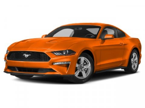 new 2020 Ford Mustang car, priced at $33,355