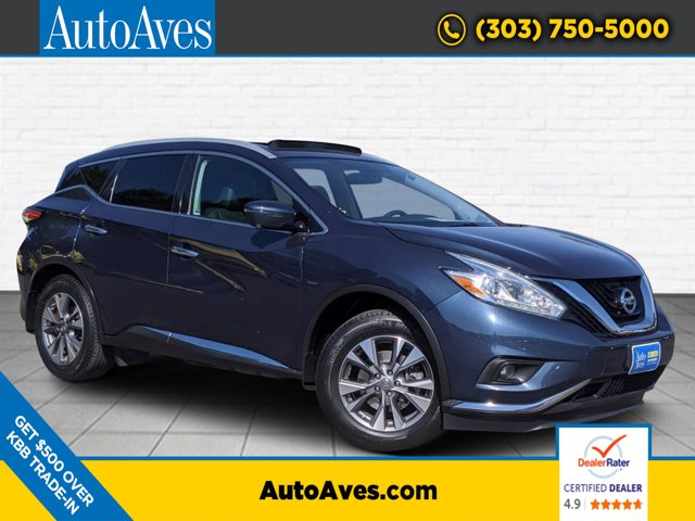 used 2017 Nissan Murano car, priced at $26,980