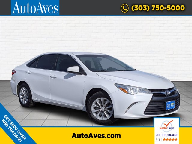 used 2016 Toyota Camry car, priced at $13,980