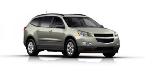 used 2012 Chevrolet Traverse car