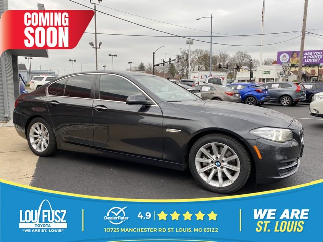 used 2014 BMW 5-Series car, priced at $18,499