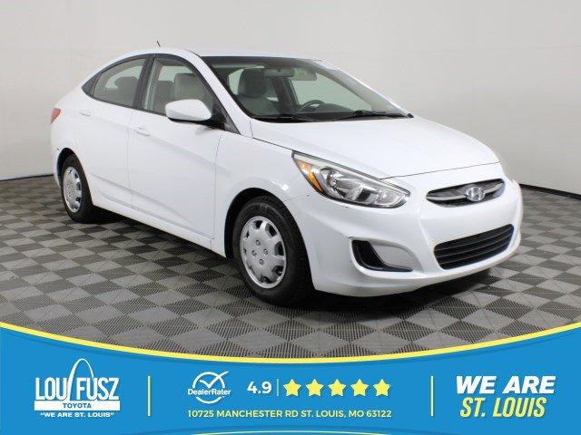 used 2017 Hyundai Accent car, priced at $11,306