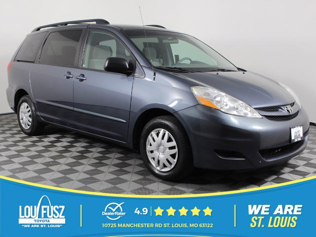 used 2008 Toyota Sienna car, priced at $6,799
