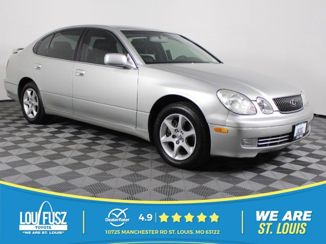 used 2003 Lexus GS 300 car, priced at $6,293