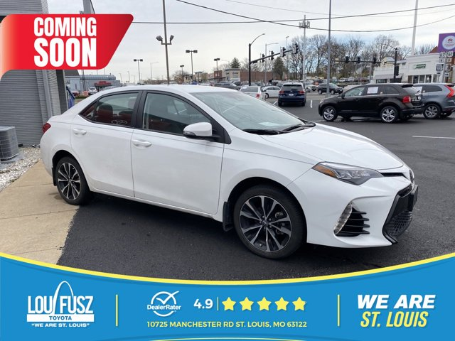 used 2017 Toyota Corolla car, priced at $16,498