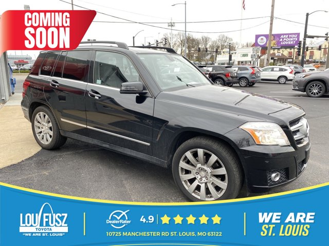 used 2012 Mercedes-Benz GLK-Class car, priced at $14,116