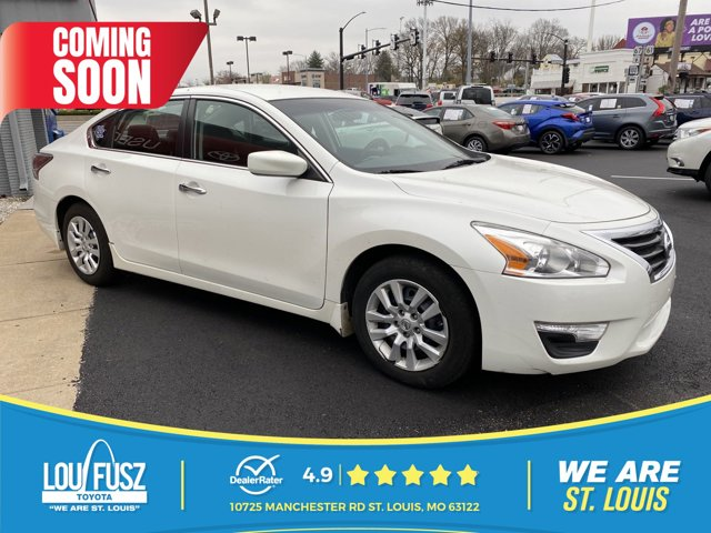 used 2015 Nissan Altima car, priced at $11,499