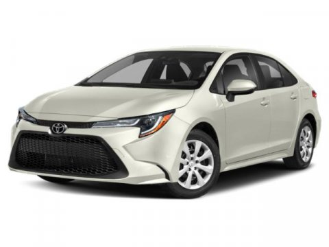 new 2020 Toyota Corolla car, priced at $25,679