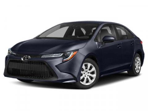 new 2021 Toyota Corolla car, priced at $21,370
