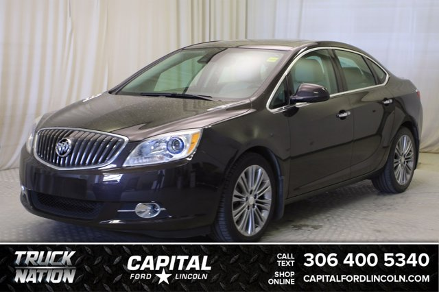 used 2014 Buick Verano car, priced at $16,722
