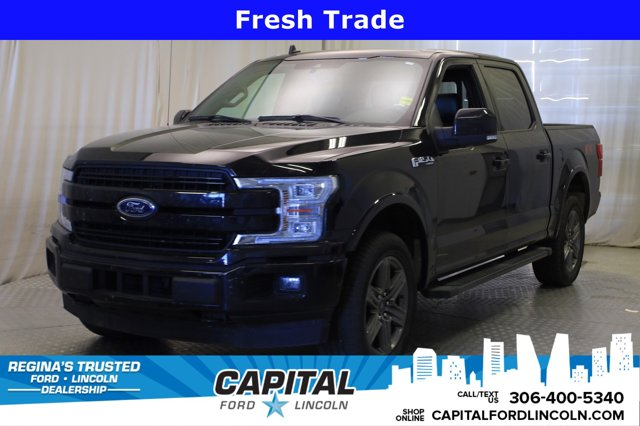 used 2020 Ford F-150 car, priced at $61,915