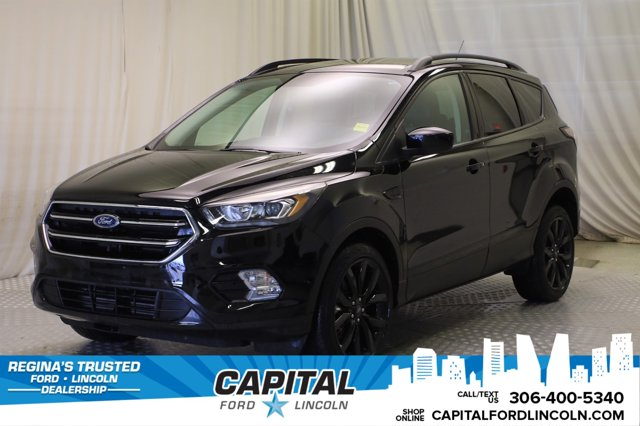 used 2017 Ford Escape car, priced at $23,998