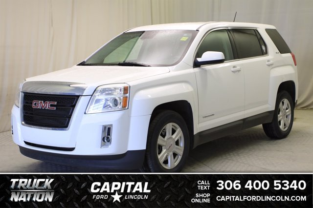 used 2015 GMC Terrain car, priced at $16,715