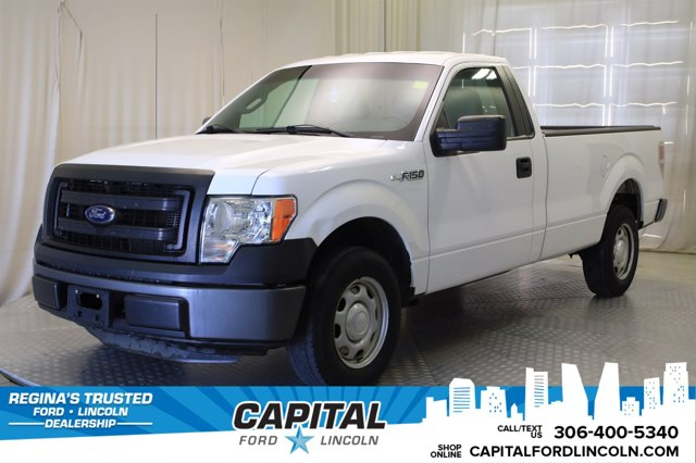 used 2014 Ford F-150 car, priced at $17,711