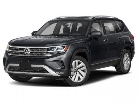 new 2021 Volkswagen Atlas car, priced at $43,774