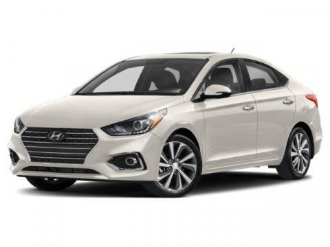 new 2021 Hyundai Accent car, priced at $20,895