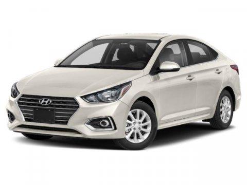 new 2021 Hyundai Accent car, priced at $19,155