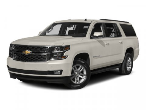 used 2015 Chevrolet Suburban car